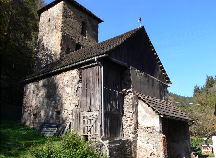 Tollinghof: Südostecke