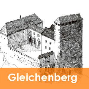Burgenseite Baubeschreibung Schloss Gleichenberg