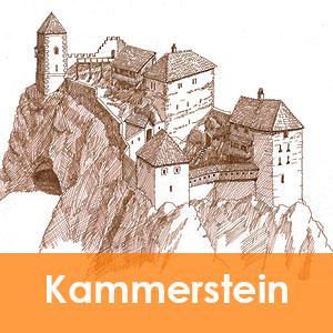 Burgenseite Baubeschreibung Ruine Kammerstein