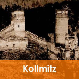 Burgenseite Baubeschreibung der Türme Burg Kollmitz