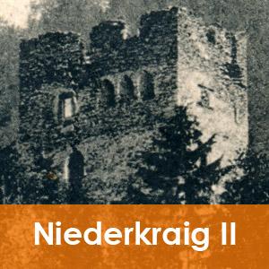 Burgenseite Wohnturm Niederkraig