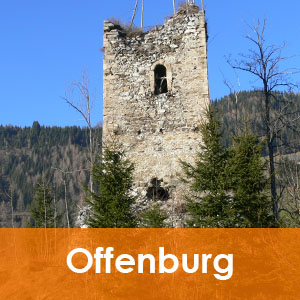 Burgenseite Baubeschreibung Offenburg bei Pöls