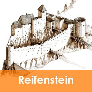 Burgenseite Baubeschreibung Reifenstein Pöls