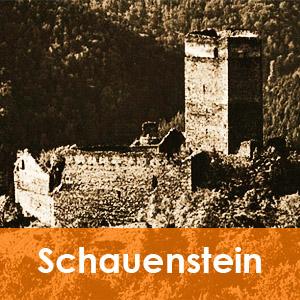 Burgenseite Burg Schauenstein am Kamp