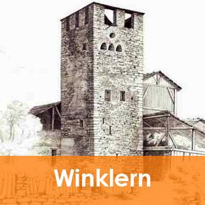 Burgenseite Baubeschreibung Mautturm Winklern
