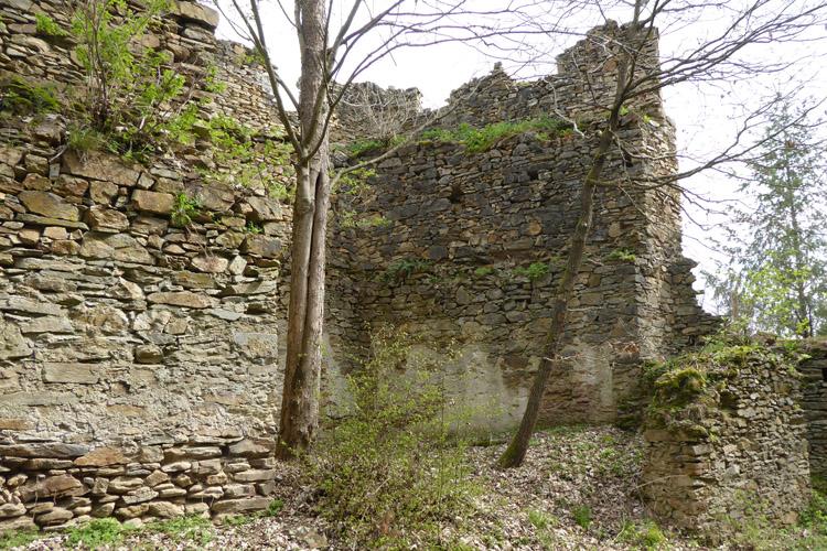 Kollmitz: Böhmische Mauer