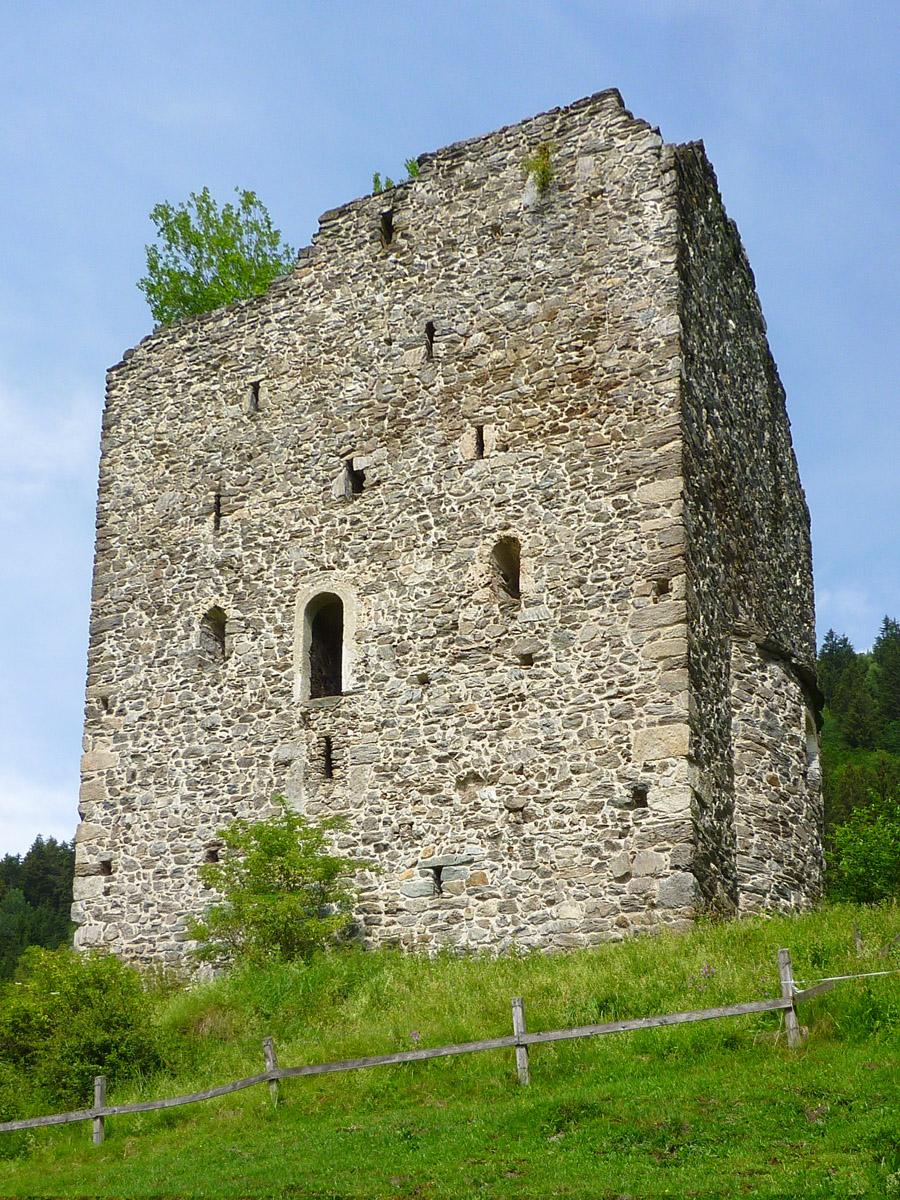Weyerturm: Ansicht von Südosten.