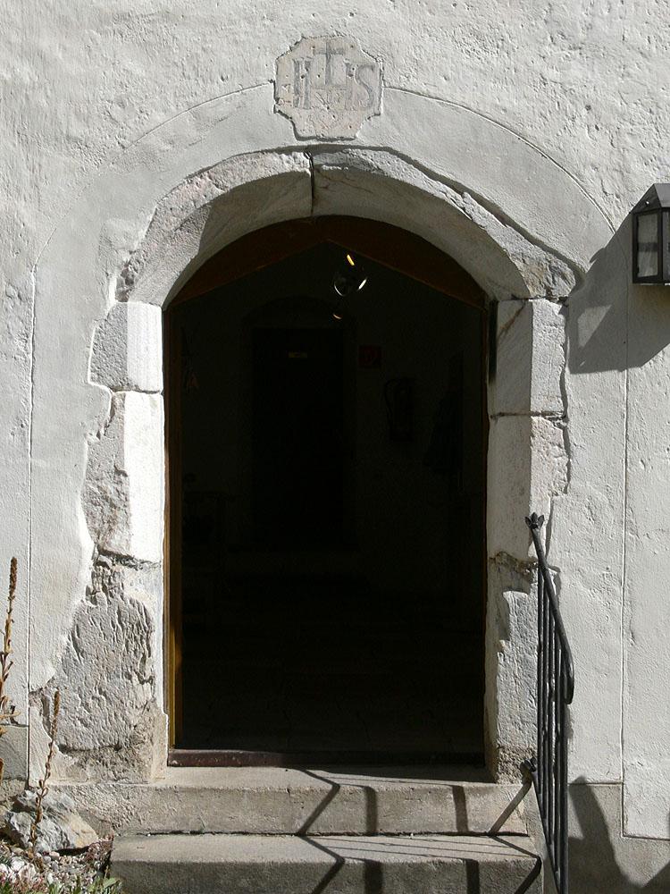Gross-Sölk: Eingangstüre zum Stöckl