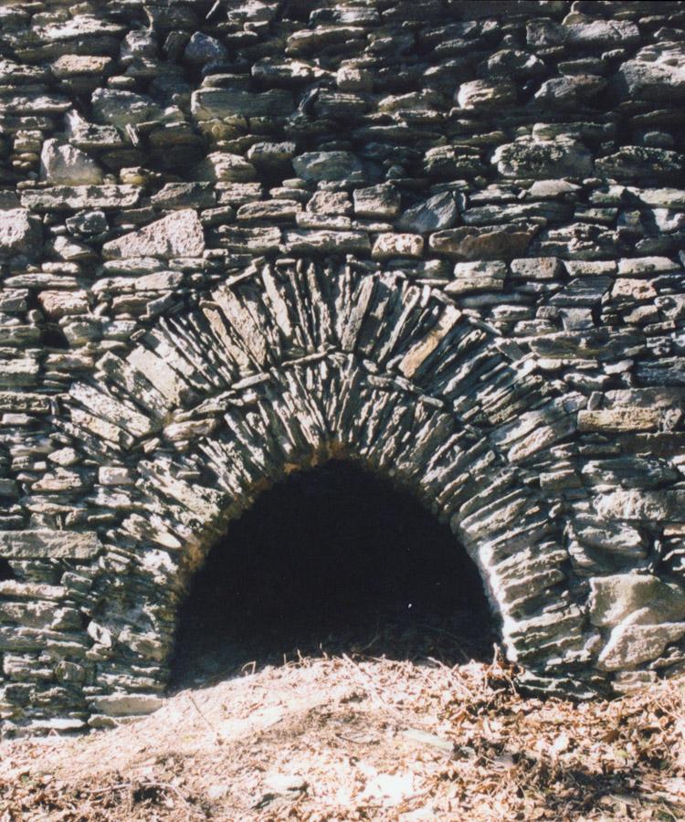 Himmelberg: Burgtor an der Ostsseite