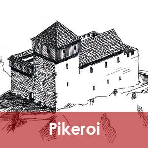 Burgruine Pikeroi