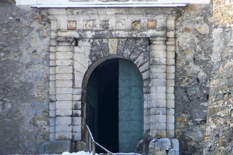 Neuhaus-Trautenfels: Südost-Portal