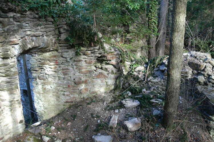 Neu-Leontoth: Kapelle, Blick gegen Osten