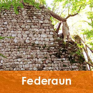Burgruine Federaun
