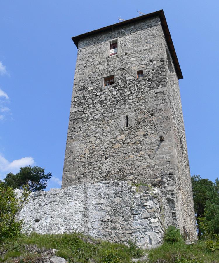 Fragenstein: Weinecker Turm