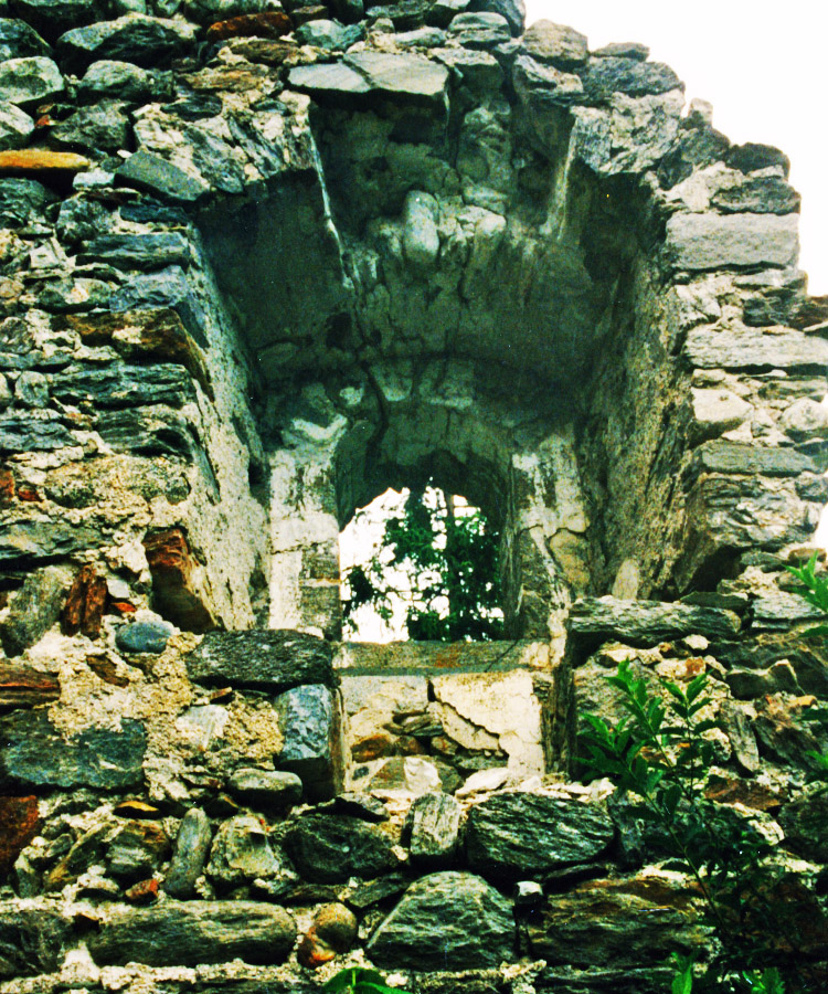 Kienburg: Sitznischenfenster