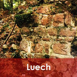 Burgruine Luech im Brixental
