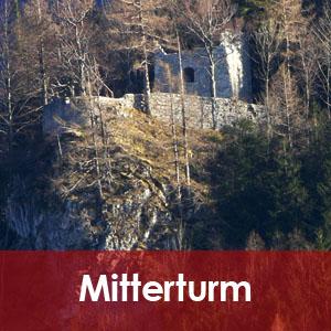 Mitterturm bei Scharnstein