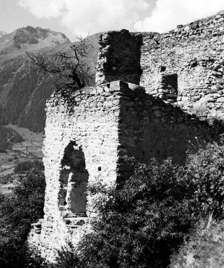 Rabenstein-Virgen: Das Pfaffenstöckl im Jahr 1942