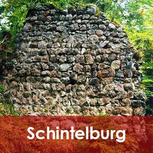 Schintelburg bei Breitenbach am Inn