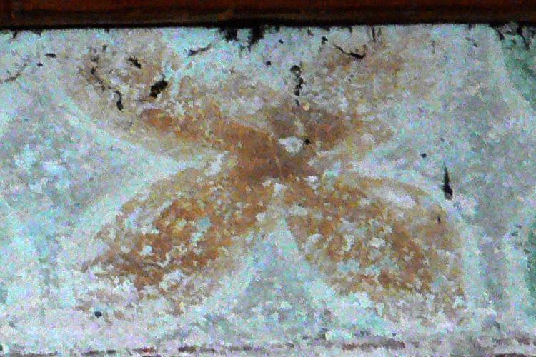 St.Helena am Wieserberg: florales Muster