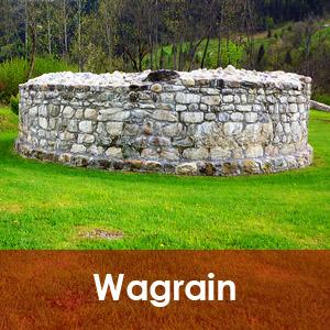 Wagrain Burgruine