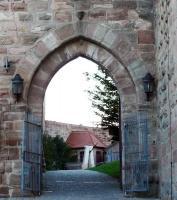 Abenberg (DBY), Burg