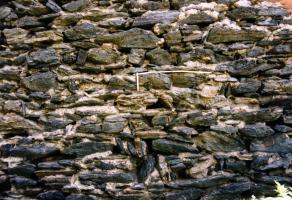 arnulfsfeste Mauerwerk